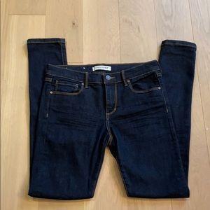 Banana Republic Skinny Jeans Petite Size 27